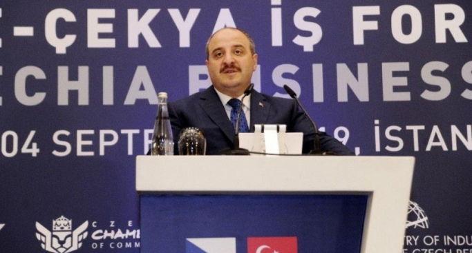 Türkiye- Çekya İş Forumu Gerçekleşti