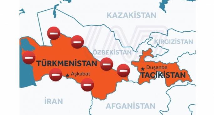 """Türkmenistan'ın, Tacikistan Yüklerine Yönelik """"Gümrük Kontrolleri"""" Hakkında"""