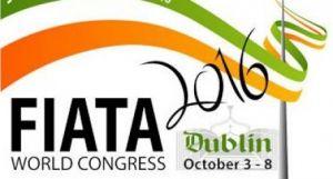 55. FIATA Dünya Kongresi 3-8 Ekim 2016, Dublin