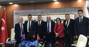 Bosna Hersek KUKK Toplantısı Gerçekleştirildi