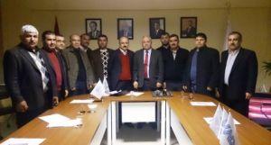 Hatay Bölge Çalışma Grubu ve Orta Doğu Çalışma Grubu Toplantısı Gerçekleştirildi