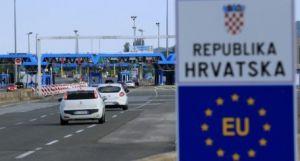 Hırvatistan Sınır Kapılarında Uzun Bekleme Süreleri