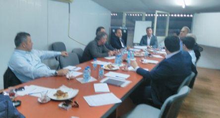 İzmir Bölge Çalışma Grubu Toplantısı Gerçekleştirildi
