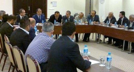 Kayseri Bölge Çalışma Grubu Toplantısı 27 Mayıs 2014 Tarihinde Gerçekleştirildi