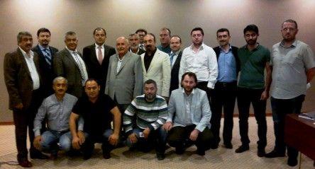 Kayseri Bölge Çalışma Grubu Toplantısı Gerçekleştirildi