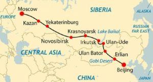 Moğolistan, Çin ve Rusya ile Ticareti Teşvik Etmek İçin TIR Sistemine Destek Verdi