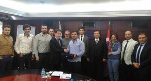 Rusya, Kazakistan ve BDT Ülkeleri Çalışma Grubu Toplandı