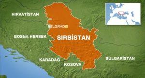 Sırbistan'da Sınır Kapılarında Bulunan Türk Polislerin İletişim Bilgileri