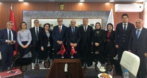 Türkiye - Arnavutluk KUKK Toplantısı Gerçekleştirildi