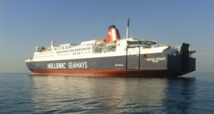 Türkiye ve İsrail Arasında Çalışan Ro-Ro Gemisi Yola Çıktı!