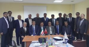 UND, İran Derneği ITCA ile