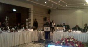UND, İslam İşbirliği Teşkilatı Ulaştırma Bakanlıklarına Türkiye'de İntermodal Taşımacılığı ve Projelerini Anlattı
