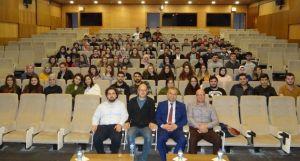 UND, Sinop Üniversitesi Ayancık Meslek Yüksekokulu'nun Konuğu Oldu