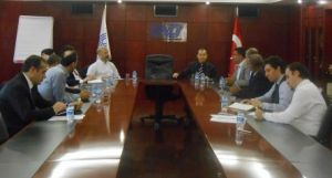 UND ve UN Ro-Ro, Mısır Gemi Seferlerindeki Sorunları Görüştü