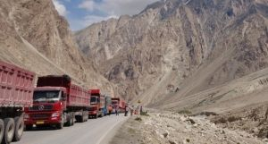 Pakistan Taşımaları Hakkında Bilgi Talebi