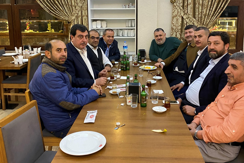 Gaziantep Çalışma Grubu Toplantısı Gerçekleştirildi