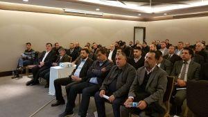 Gaziantep'te Takograf Kullanımı ve AETR Konvansiyonu Eğitimi Gerçekleştirildi