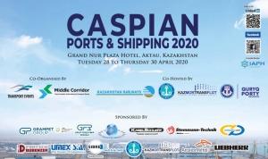 İkinci Uluslararası Caspian Ports Shipping Ulaştırma- Lojistik Forumu ve Fuarı 28-30 Nisan Tarihlerinde Aktau'da Gerçekleştirilecek
