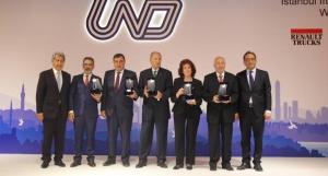 IRU Tepe Yöneticisi Ödülü Başvurusu için Son Gün 9 Mart 2020