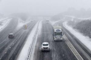 İspanya ve Fransa'daki Zorlu Hava Koşulları Taşımaları Engelliyor