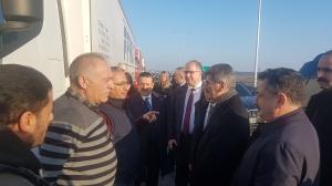 Kaçak Göçmen Cezalarını Önlemek Amacı ile UND Temaslarını Hızlandırdı