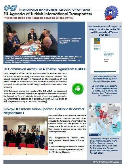 UND Brussel Visit Report 2019