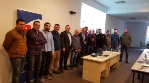 Barsan Global Lojistik Bölge Direktörleriyle UBAK ve Geçiş Belgeleri Eğitimi Yapıldı
