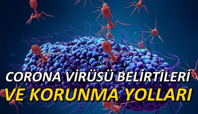 COVID-19 (Yeni Koronavirüs) Hakkında Bilmeniz Gerekenler!