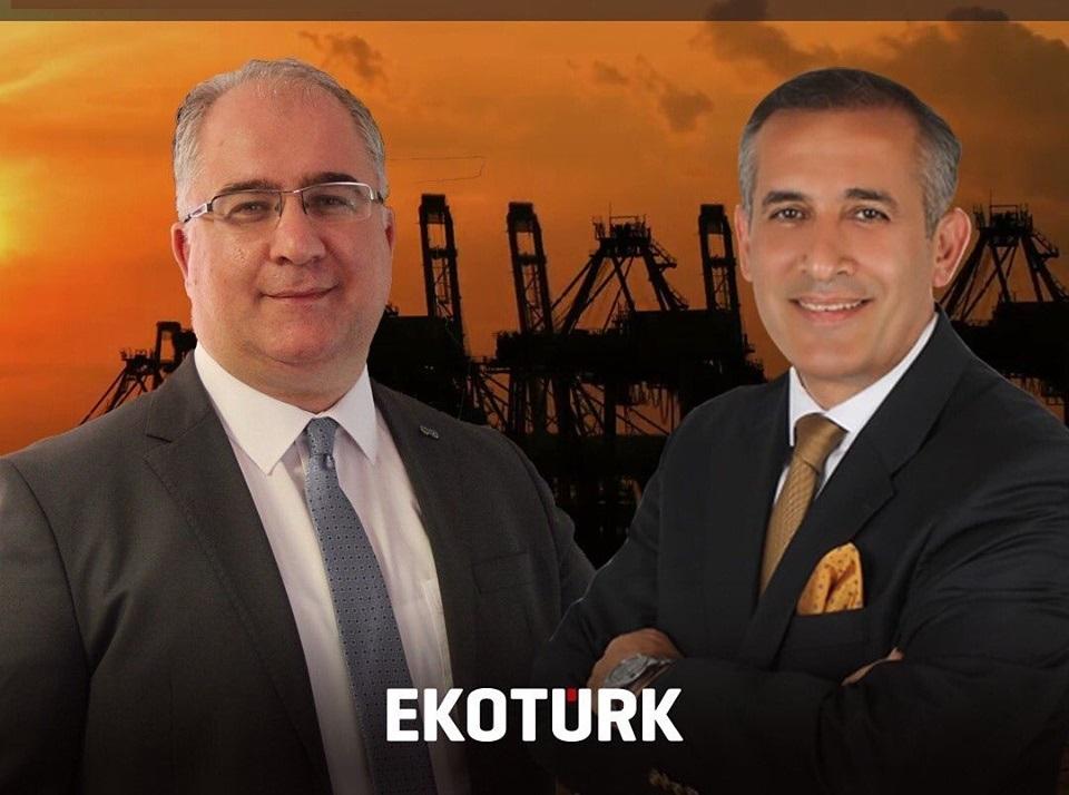 Fatih Şener ile Lojistik Dünyası'na Konuğu UND İcra Kurulu Başkanı Alper Özel Oldu