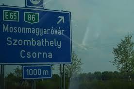 Macaristan'da Yol Yasakları