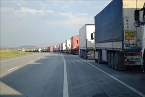 Türkmenistan'da Yurda Dönüş İçin Bekleyen Türk Araçları Hakkında