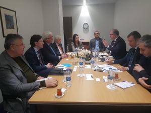 UND, Sınır Beklemeleri ve Sektörün Kaçak Göçmen Sorununu Karadeniz Ekonomik İşbirliği Örgütüne Taşıdı
