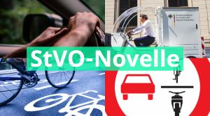 Almanya'da Yeni Trafik Kuralları 28 Nisan'dan İtibaren Yürürlüğe Giriyor