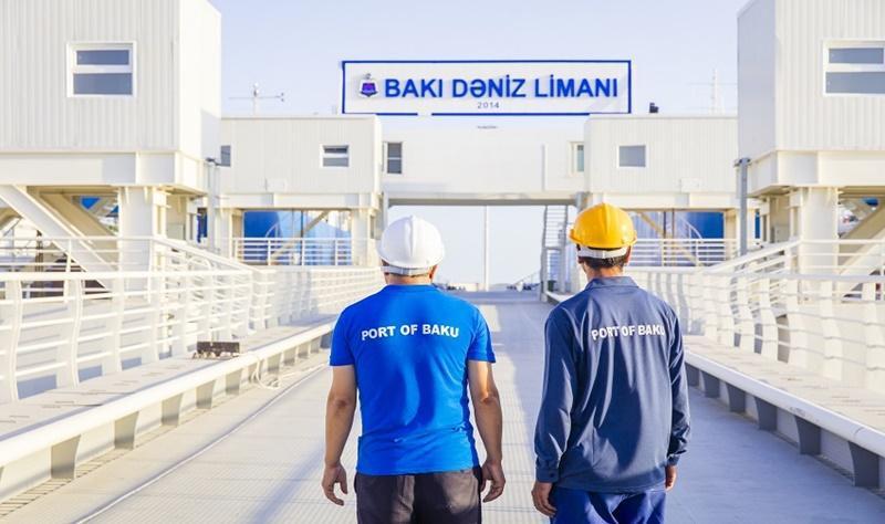 Bakü Limanı'nda TIR Park Ücretleri Peşin Alınmaya Başlandı