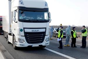 İçişleri Bakanlığından Uluslararası Yük Taşımacılığında Görevli Şoförlere Önemli Talimat