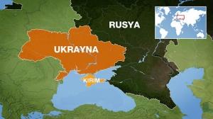 Ukrayna Porubne Kapısındaki Eylem Hakkında