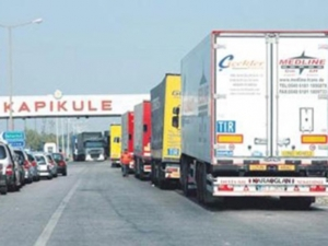 Yabancı Uyruklu Şoförlerin Kapıkule'de Şoför/Dorse Değişikliğine Dair İçişleri Bakanlığı Genelgesi Yayınlandı