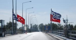 Yunanistan Kipi Sınır Kapısında Maske Takma Zorunluluğu Getirildi