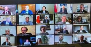 Hazine ve Maliye Bakanı Berat Albayrak, YKB Çetin Nuhoğlu'nun Sorularını Cevapladı