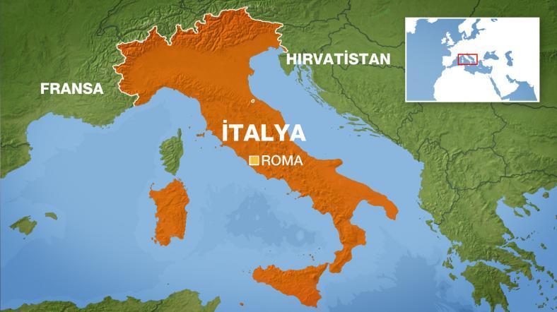 2020 Yılı Nisan - Mayıs - Haziran Dönemlerine Ait İtalya Römork Çektirme Belgeleri