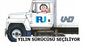 2020 Yılı UND - IRU Sürücü Ödülleri Başvuruları Başlıyor!