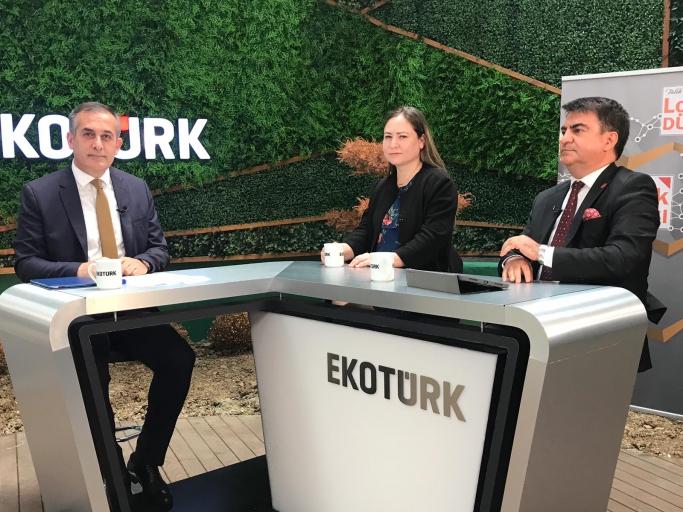 Eko Türk TV, Lojistik Dünyası