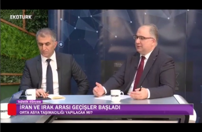 Eko Türk TV, Lojistik Dünyası - 7.06.2020 /Ömer Gülen- Alper Özel