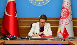 Sayın Pekcan, Türkiye-İspanya JETCO Toplantısında Taşıma Taleplerini Gündeme Getirdi