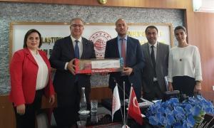UND, Yeni Atanan Ulaştırma Hizmetleri Düzenleme Genel Müdürü ile Bir Araya Geldi