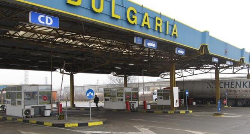 Bulgaristan Kapitan Andreevo'da TIR Parkı Açıldı