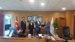 UND, Ulaştırma ve Altyapı Bakanlığı İstanbul Bölge Müdürü İle Bir Araya Geldi