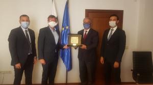 UND, Slovenya Büyükelçiliği ile Vize Konusunu Görüştü