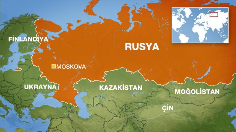 Yaptırım Grubundaki Malların Rusya Federasyonu Topraklarından Geçişiyle İlgili Uygulama