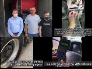 """UND AETR ve Takograf Çalışma Grubundan """"Takograf Muayenelerinden Kaynaklanan Cezaları"""" Önlemeye Yönelik Eğitici Video !"""